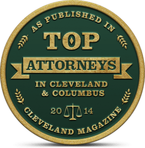 Cleveland Magazine Top ATTORNEYS